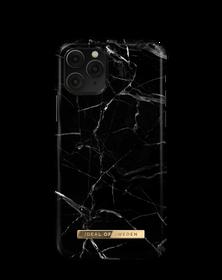 iDeal of Sweden Fashion Etui Obudowa do iPhone 11 Pro / iPhone Xs / iPhone X (Black Marble)