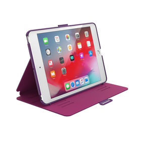 Speck Balance Folio Etui Obudowa do iPad Mini 5 (2019) / iPad Mini 4 (Acai Purple/Magneta Pink)