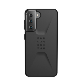 Urban Armor Gear Civilian Etui Pancerne do Samsung Galaxy S21 (Black)