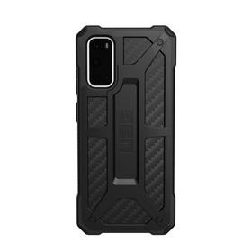 Urban Armor Gear Monarch Etui Pancerne do Samsung Galaxy S20 (Carbon Fiber)