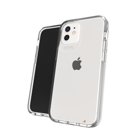 Gear4 Crystal Palace Etui Obudowa do iPhone 12 Mini (Clear)