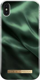 iDeal of Sweden Fashion Case Etui Obudowa do iPhone Xs Max (Emerald Satin)
