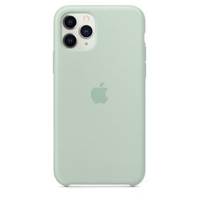 Apple Silicone Case Oryginalne Silikonowe Etui do iPhone 11 Pro (Akwamaryna)