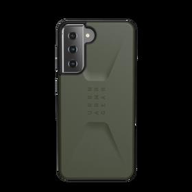 Urban Armor Gear Civilian Etui Pancerne do Samsung Galaxy S21 (Olive)