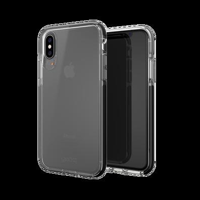 Gear4 Piccadilly Etui Obudowa do iPhone Xs / iPhone X (Black)