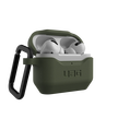 Urban Armor Gear Silicone V2 Case Etui Silikonowe do AirPods Pro (Olive) (1)