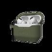 Urban Armor Gear Silicone V2 Case Etui Silikonowe do AirPods Pro (Olive) (3)