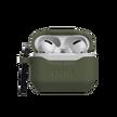 Urban Armor Gear Silicone V2 Case Etui Silikonowe do AirPods Pro (Olive) (4)