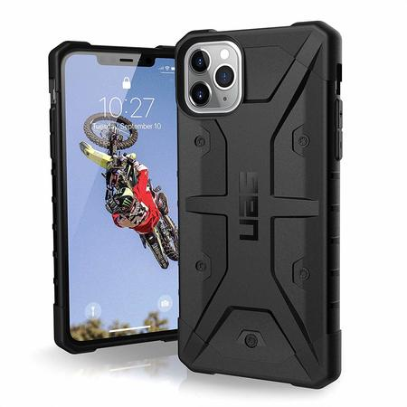 Urban Armor Gear Pathfinder Etui Pancerne do iPhone 11 Pro Max (Black) (1)