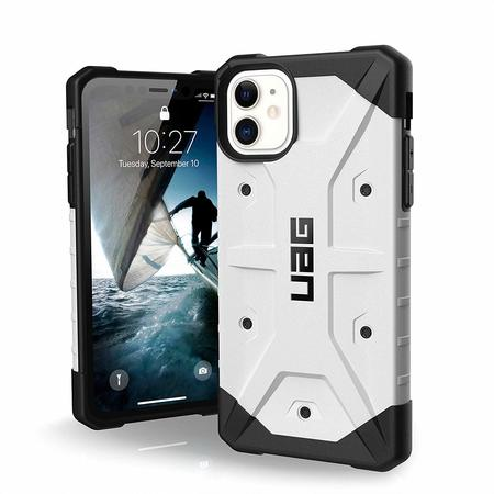 Urban Armor Gear Pathfinder Etui Pancerne do iPhone 11 (White) (1)