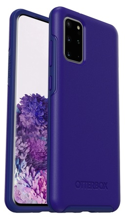 OtterBox Symmetry Etui Ochronne do Samsung Galaxy S20+ Plus (Sapphire Secret Blue) (1)