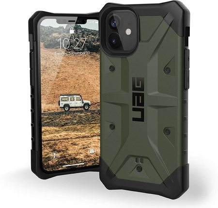 Urban Armor Gear Pathfinder Etui Pancerne do iPhone 12 Mini (Olive) (1)