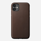 Nomad Rugged Case Skórzane Etui do iPhone 11 (Rustic Brown) (1)