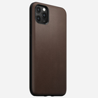Nomad Rugged Case Skórzane Etui do iPhone 11 Pro Max (Rustic Brown) (4)