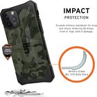 Urban Armor Gear Pathfinder SE Etui Pancerne do iPhone 12 Pro / iPhone 12 (Forest Camo) (2)