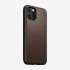 Nomad Rugged Case Skórzane Etui do iPhone 11 Pro (Rustic Brown) (4)