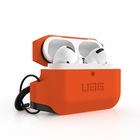 Urban Armor Gear Silicone Case Etui Silikonowe do AirPods Pro (Orange) (2)