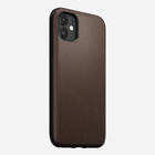 Nomad Rugged Case Skórzane Etui do iPhone 11 (Rustic Brown) (4)