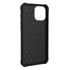 Urban Armor Gear Metropolis LT Skórzane Etui Pancerne do iPhone 12 Pro Max (LTHR ARMR Brown) (5)