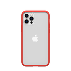 OtterBox React Etui Ochronne do iPhone 12 Pro / iPhone 12 (Clear Red) (2)
