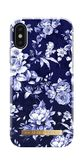 iDeal of Sweden Fashion Case Etui Obudowa do iPhone Xs / iPhone X (Sailor Blue Bloom)