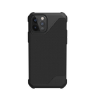 Urban Armor Gear Metropolis LT Etui Pancerne do iPhone 12 Pro / iPhone 12 (FIBR ARMR Black)