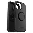 OtterBox Symmetry Pop Etui Ochronne z PopSockets do iPhone 12 Mini (Black)