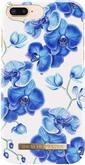 iDeal of Sweden Fashion Case Etui Obudowa do iPhone 8 Plus / iPhone 7 Plus / iPhone 6S Plus / iPhone 6 Plus (Baby Blue Orchids)