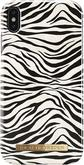 iDeal of Sweden Fashion Case Etui Obudowa do iPhone Xs Max (Zafari Zebra)