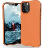 Urban Armor Gear Outback Bio Biodegradowalne Etui Pancerne do iPhone 12 Pro Max (Orange)