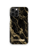 iDeal of Sweden Fashion Etui Obudowa do iPhone 12 Pro / iPhone 12 (Golden Smoke Marble)
