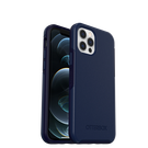 OtterBox Symmetry+ with MagSafe Etui Ochronne do iPhone 12 Mini (Navy Capitan Blue)