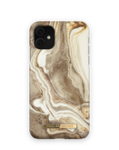 iDeal of Sweden Fashion Etui Obudowa do iPhone 11 / iPhone Xr (Golden Sand Marble)