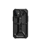 Urban Armor Gear Monarch Etui Pancerne do iPhone 12 Mini (Carbon Fiber)