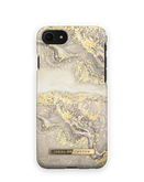 iDeal of Sweden Fashion Etui Obudowa do iPhone SE (2020) / iPhone iPhone 8 / iPhone 7 / iPhone 6s / iPhone 6 (Sparkle Greige Marble)