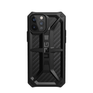 Urban Armor Gear Monarch Etui Pancerne do iPhone 12 Pro / iPhone 12 (Carbon Fiber)