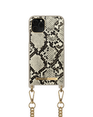 iDeal of Sweden Necklace Etui Obudowa ze Smyczą do iPhone 11 Pro / iPhone Xs / iPhone X (Desert Python)