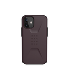 Urban Armor Gear Civilian Etui Pancerne do iPhone 12 Mini (Eggplant)