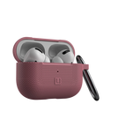 Urban Armor Gear [U] Silicone Obudowa Silikonowa do AirPods Pro (Dusty Rose)