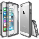 (EOL) Ringke Fusion Etui Obudowa do iPhone SE / 5S / 5 (Smoke Black)