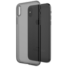 (EOL) X-Doria Gel Jacket Etui Obudowa do iPhone Xs / X (Smoke)