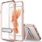 Obliq Naked Shield Kickstand Etui z Podstawką do iPhone 6S / 6 (Rose Gold)