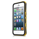 (EOL) ItSkins Venum Etui Bumper iPhone SE / 5S / 5 (Black/Yellow)