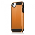 (EOL) ItSkins Evolution Etui Obudowa iPhone SE / 5S / 5 (Orange/Black)