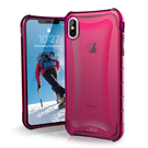 Urban Armor Gear Plyo Etui Pancerne do iPhone Xs / iPhone X (Pink)