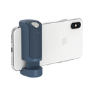 Just Mobile ShutterGrip Uchwyt Foto Ze Spustem Migawki Bluetooth do iOS/Android (Blue)