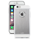 (EOL) Moshi iGlaze Armour Etui Aluminiowe do iPhone 6S / 6 (Silver)