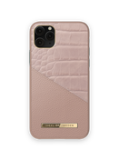 iDeal of Sweden Atelier Etui Obudowa do iPhone 11 Pro / iPhone Xs / iPhone X (Rose Smoke Croco)