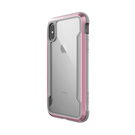 X-Doria Defense Shield Etui Aluminiowe do iPhone Xs / iPhone X (Rose Gold)