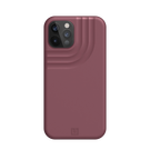 Urban Armor Gear [U] Anchor Etui Pancerne do iPhone 12 Pro / iPhone 12 (Aubergine)